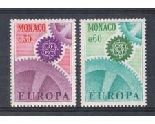 1967 - LOTTO/9932N - MONACO - EUROPA