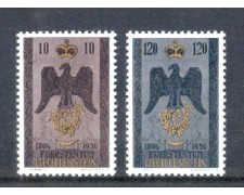 1956 - LOTTO/LIE314CPN - LIECHTENSTEIN - SOVRANITA' DEL PRINCIPATO