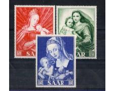 1954 - LOTTO/SARR333CPN - SARRE - ANNO MARIANO - NUOVI
