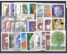 1975 - LOTTO/AUSA75CPN - AUSTRIA - ANNATA COMPLETA NUOVI