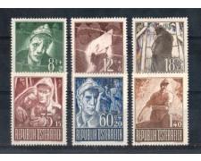 1947 - LOTTO/AUS692CPL - PRIGIONIERI DI GUERRA