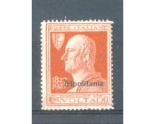 1927 - TRIPOLITANIA - LOTTO/10109L - 50 cent. A. VOLTA