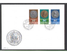 1978 - LBF/4118 - LIECHTENSTEIN - MONETE E MEDAGLIE - BUSTA FDC