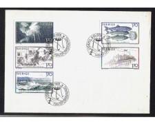 1979 - LBF/4137 - SVEZIA - RICERCHE MARINE
