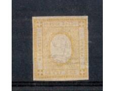 1862 - LOTTO/REG10L - REGNO - 2 CENTESIMI BISTRO