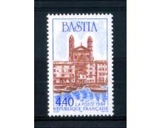 1994 - LOTTO/FRA2850N - FRANCIA - TURISTICA BASTIA NUOVO