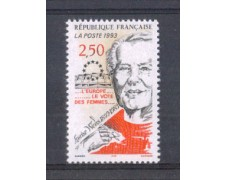 1993 - LOTTO/FRA2802N - FRANCIA - LOUISE WEISS 1v. NUOVO