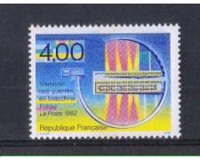 1993 - LOTTO/FRA2784 - FRANCIA - CADUTI IN INDOCINA 1v. NUOVO