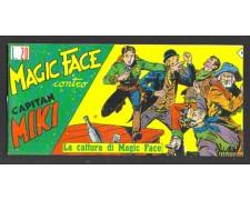 1952 - LOTTO/FUMET1 - FUMETTI - COLLANA SCUDO n° 4 CAPITAN MIKI LA CATTURA DI MAGIC FACE