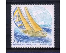 1993 - LOTTO/FRA2782 - FRANCIA - WHITBREAD REGATA 1v. NUOVO