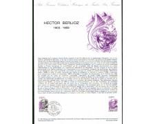 1983 - LOTTO/FRA225DOC - FRANCIA - H.BERLIOZ - DOC. FILATELICO