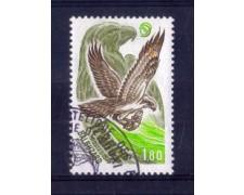 1978 - LOTTO/FRA2018U - FRANCIA - PROTEZIONE NATURA - USATO