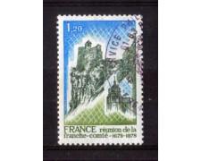 1978 - LOTTO/FRA2015U - FRANCIA - FRANCHE-COMTE - USATO