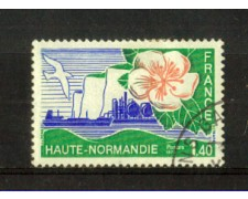 1978 - LOTTO/FRA1992U - FRANCIA - HAUTE NORMANDIE - USATO