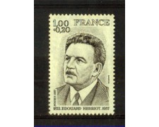 1977 - LOTTO/FRA1953N - FRANCIA - HERRIOT - NUOVO