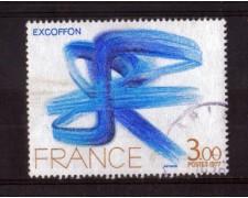 1977 - LOTTO/FRA1951U - FRANCIA - 3 Fr. EXCOFFON - USATO