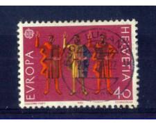 1982 - LOTTO/SVI1150U - SVIZZERA - 40c. EUROPA - USATO