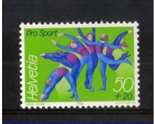 1989 - LOTTO/SVI1332N - SVIZZERA - PRO SPORT - NUOVO