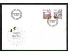 1984 - LOTTO/SVI1195FDC - SVIZZERA - ZODIACO - BUSTA FDC