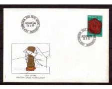 1983 - LOTTO/SVI1184FDC - SVIZZERA - CANTONE BASILEA-CAMPAGNA - BUSTA FDC
