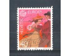1981 - LOTTO/SVI1126U - 40c. EUROPA - USATO