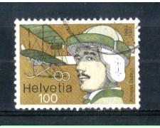 1977 - LOTTO/SVI1019U - SVIZZERA - 1 Fr. A DAFAUX - USATO