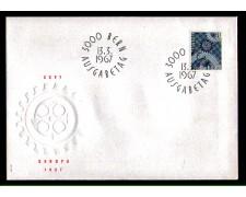 1967 - LOTTO/SVI783FDC - SVIZZERA - 30c. EUROPA - BUSTA FDC
