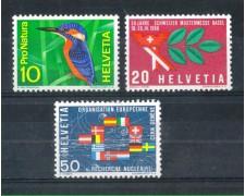 1966 - LOTTO/SVI768CPN - SVIZZERA - PROPAGANDA 3v. - NUOVI