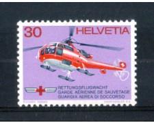 1972 - LOTTO/SVI907N - SVIZZERA - 30c. GUARDIA AEREA - NUOVO