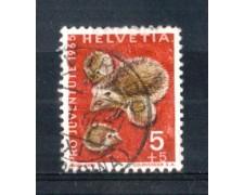 1965 - LOTTO/SVI759U - SVIZZERA - 5+5c. PRO JUVENTUTE - USATO
