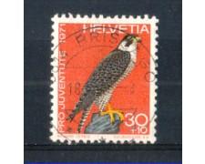 1971 - LOTTO/SVI893U - SVIZZERA - 30+10c. PRO JUVENTUTE - USATO