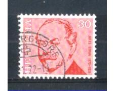 1971 - LOTTO/SVI888U - SVIZZERA - 30c. J.GONIN - USATO