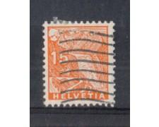 1934 - LOTTO/SVI274U - SVIZZERA - 15c. VEDUTE - USATO