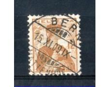 1909 - LOTTO/SVI132U - SVIZZERA - 12c. BISTRO - USATO