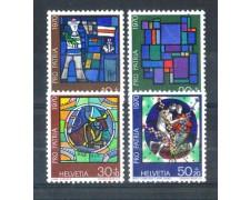 1970 - LOTTO/SVI860CPN - PRO PATRIA 4v. - NUOVI