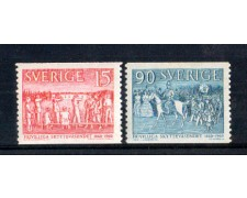 1960 - LOTTO/SVEZ451CPN - SVEZIA - ASSOCIAZIONE TIRATORI 2v. - NUOVI