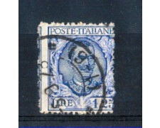 1926 - LOTTO/REG202UVD - REGNO - 1,25 L. FLOREALE - VARIETA' - USATO