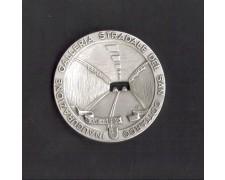 1980 - LOTTO/MDSTR4 - SVIZZERA - MADAGLIA INAUGURAZIONE GALLERIA AUTOSTRADALE SAN GOTTARDO
