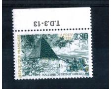 1995 - LOTTO/FRA2913N - FRANCIA - 2,80 Fr. TURISTICA STENAY - NUOVO