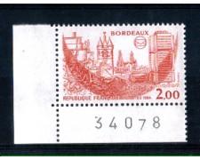 1984 - LOTTO/FRA2318 - FRANCIA - 2 Fr. CONGRESSO SOCIETA' FILATELICHE - NUOVO