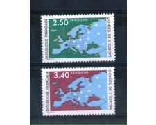 1991 - LOTTO/FRAS107CPN - SERVIZIO - CONSIGLIO D'EUROPA 2v. - NUOVI