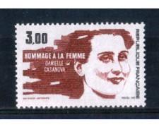 1983 - LOTTO/FRA2267N - FRANCIA - GIORNATA DELLA DONNA - NUOVO