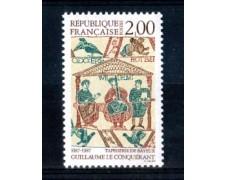 1987 - LOTTO/FRA2487N - FRANCIA - GUGLIELMO CONQUISTATORE - NUOVO