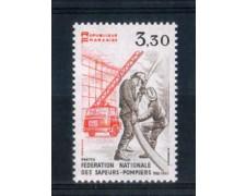 1982 - LOTTO/FRA2233N - FRANCIA - FEDERAZIONE DEI POMPIERI - NUOVO