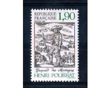 1987 - LOTTO/FRA2471N - FRANCIA - HENRI POURRAT - NUOVO