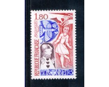 1982 - LOTTO/FRA2235N - FRANCIA - MARIONETTE - NUOVO