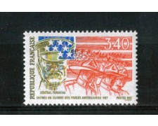 1987 - LOTTO/FRA2474N - FRANCIA - GENERALE PERSHING - NUOVO