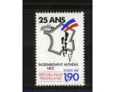 1987 - LOTTO/FRA2478N - FRANCIA - RADUNO RIMPATRIATI D'ALGERIA - NUOVO