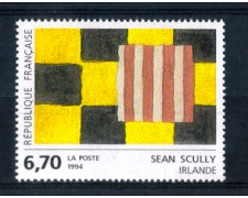 1994 - LOTTO/FRA2848N - FRANCIA - 6,70 Fr. SEAN SCULLY - NUOVO