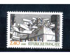 1985 - LOTTO/FRA2366N - FRANCIA - ARCHITETTURA GIVORS - NUOVO